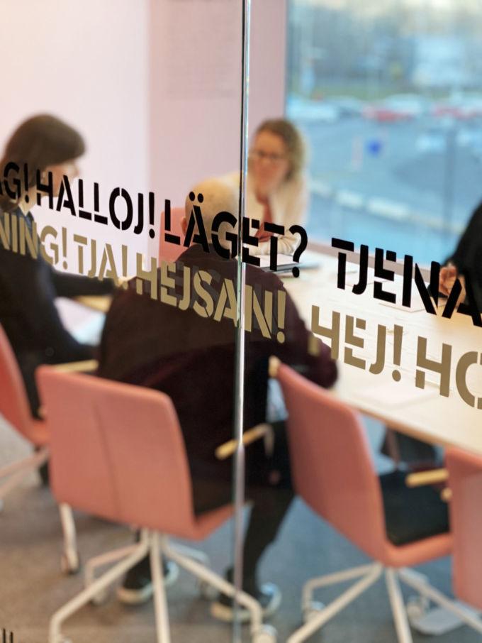 Konferensen Gamlestads torg